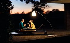 My Fashion Connect: Philips outdoor lighting range sheds new light on your outdoor space at night Led Außenstrahler, Outdoor Lighting, Outdoor Decor, Deck, Outdoor Furniture, Night, Modern, Ebay, Sheds