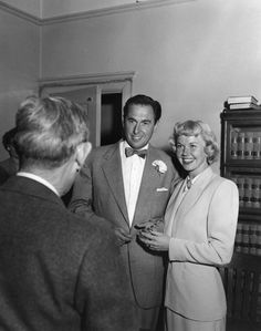 If you were born in 1951, that year Doris Day married Marty Melcher - he would help her form Arwin Productions and run her career - he adopted her son Terry. They remained married until he passed in 1968 leaving the unsuspecting Doris with contract commitments and little money in reserve.