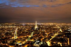luxury view from Tour Montparnasse