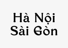 Dalat typeface on Behance