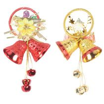 Christmas decorations Christmas Bells Christmas tree decoration hanging Jingle Bell produced Christmas appears,