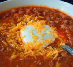 Texas Crockpot Chili 1