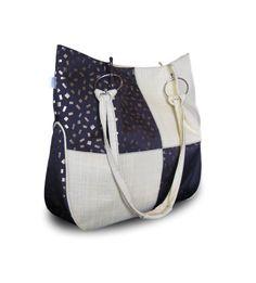 Pure Raw silk handmade bag. # handmade# fair trade