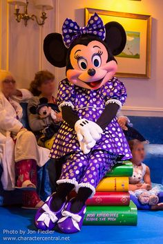Minnie Mouse -  May 2013 - Duffy's Bedtime Story