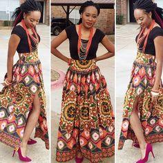 ~African fashion, Ankara, kitenge, African women dresses, African prints, African men's fashion, Nigerian style, Ghanaian fashion ~DKK African Dresses For Women, African Print Fashion, African Wear, African Attire, African Women, African Prints, African Style, Afro, African Inspired Clothing