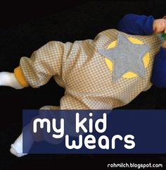 Rohmilch: my kid wears