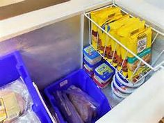Organizing a Chest Freezer - Yahoo Image Search Results