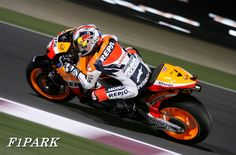Dani Pedrosa - Repsol Honda - MotoGP - F1PARK