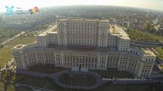 "Flying over iconic landscapes in Bucharest from drone- aerial view of Romanian's capital on George Enescu's music, ""Romanian Rapsody Nr. Help in making of. Romanian People, Flight Lessons, Visit Romania, Places Worth Visiting, Bucharest Romania, Aerial Photography, Aerial View, Big Ben, Travel Inspiration"