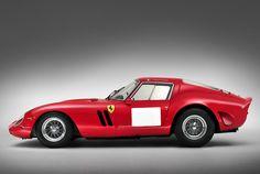 1962 Ferrari 250 GTO - 10 Best Ferraris in History - Gear Patrol Ferrari 250 Gto, Most Expensive Car Ever, Expensive Cars, Le Mans, Aston Martin, Grand Prix, Touring, Mercedes Benz, Classic Cars