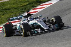 """F1:2017年F1マシンにかかるGフォースは""""失神寸前レベル""""  [F1 / Formula 1]"""