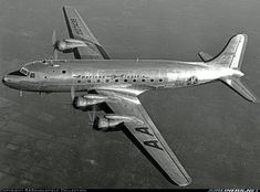 American Airlines, Douglas C-54A Skymaster (DC-4)