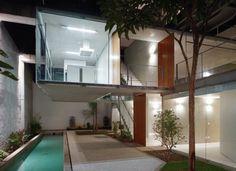 Galería de Casa en Carapicuíba / Angelo Bucci + Alvaro Puntoni - 6