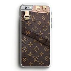 Louis Vuitton Pallas Monogram Canvas Handbags iPhone 6S Plus Case | Aneend