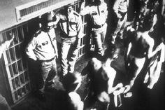 24 Prisoners stripped