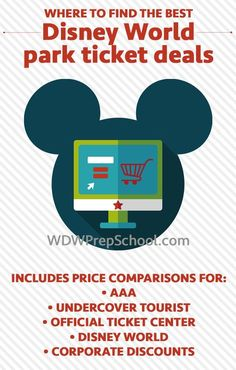 The best places to get Disney World tickets in 2015