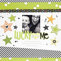 #papercrafting #scrapbook #layout - Bella_Stephanie Buice