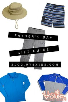 ad6eb9417f7 UV Skinz Sun and Swimwear has countless UPF 50+ options for dad this year  that