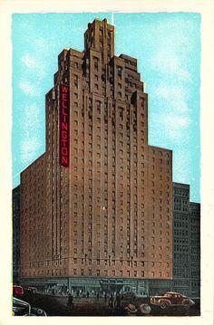 Hotel Wellington  New York, NY