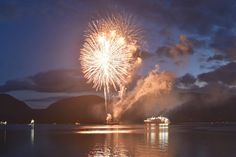 4th of July Fireworks in Ketchikan, Alaska thanks to Connor Mulvaney for the great capture!  See more Ketchikan photos at www.experienceketchikan.com Ketchikan Alaska, 4th Of July Fireworks, Fair Grounds, Thankful, Places, Flowers, Photos, Pictures, Royal Icing Flowers