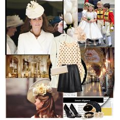 Uniqlo t-shirts, MSGM skirts and Dolce & Gabbana pumps.