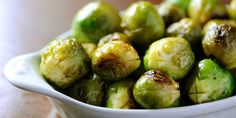 Dominic Chapman shows us how to achieve the perfectly tender, buttery sprout in this brilliantly festive recipe