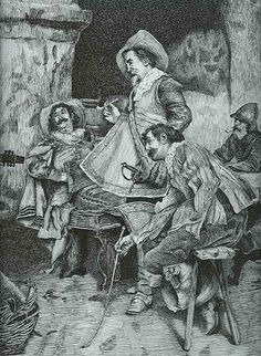 Musketeers by r-m-n on DeviantArt