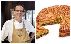 Le pâtissier Dominique Saibron nous livre tous les secrets de fabrication de la Galette des Rois ! Blog, King Cakes, Blogging