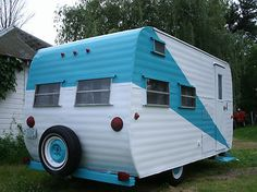 Rainbow Camper/Travel trailer