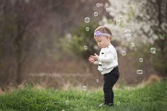 One Year Old Photo Shoot | Melissa Mack Photography, MD baby photographer