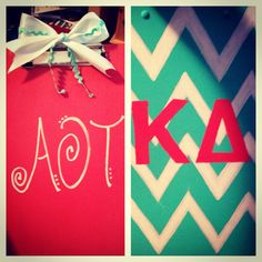 Perfect for a VP-M! Kappa Delta Sorority, Theta, Delta Girl, Bid Day, Dear Future, Creative Things, Greek Life, Projects To Try, Give It To Me