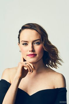 Daisy Ridley by Koury Angelo for People Magazine English Actresses, British Actresses, Actors & Actresses, Daisy Ridley Hot, Nathalie Portman, Hot Bikini, Beautiful Actresses, Beautiful Celebrities, Short Film