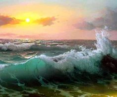 Das Meer ist ein sehr guter Lehrer.Streng,brummig,ein bisschen altmodisch.Das erste,was es uns lehrt ist,dass man es,um mit ihm Kontakt zu haben,kennen und respektieren muss.Es lehrt uns bescheiden zu sein,zuzuhören bevor man spricht,für andere Respekt zu haben und uns niemals anderen überlegen zu fühlen.Das Meer lehrt uns auf das Herz zu hören,weil es weiß,dass die Horizonte,die wir erreichen wollen,nie zu weit entfernt sind. - Agostino Degas - Bild:Victor Luzy