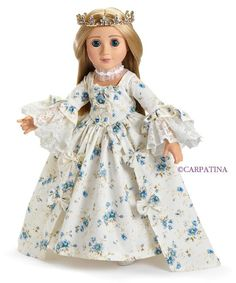 Marie Antoinette Doll Clothes