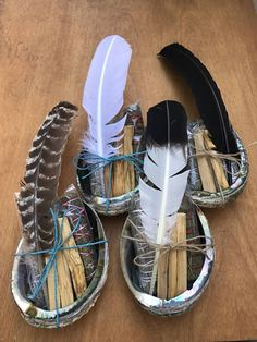 Sage Smudging, Smudging Prayer, Yerba Santa, Smudge Sticks, New Energy, Abalone Shell, Magick, Witchcraft, Stones And Crystals