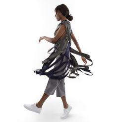 Braided Dress AWAYTOMARS / Laila Soares