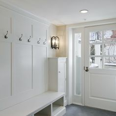 L Shape Mudroom Design, Pictures, Remodel, Decor and Ideas - page 2