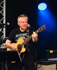 Gitarre Blacky Schwarz - Morenas Reloaded Kurpark Bad Krozingen Support Kansas ...