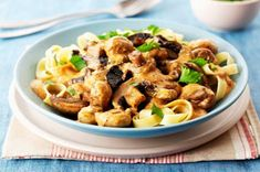 If you love classic beef stroganoff, you're going to love our Beef Stroganoff with Mushrooms.  Mushroom and beef lovers will applaud you for making this delicious and easy beef stroganoff recipe.