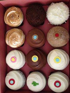 Sprinkles Cupcakes.... The Best... :)