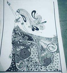 Patience test 1!! #mahori print!!!