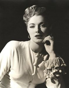 Eleanor Parker - Academy Award nominations: 1950 – Caged 1951 – Detective Story 1955 – Interrupted Melody