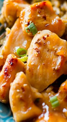 Easy Sweet Chili Chicken
