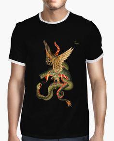 Camiseta Dragones D