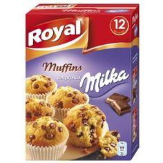 Royal - Muffins mit Milka - 375 GR: 5,29 €