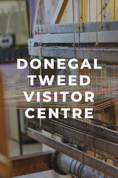 Experience the history & witness the skill and craft that has gone into Donegal Tweed for generations. Nestled in the picturesque town of Ardara, Co. Donegal on the Wild Atlantic Way you will find the hidden gem that is the Triona Donegal Tweed Visitors Center. The Visitor Centre is based in the location where Donegal Tweed was born and within the center you will see our Master Weavers working on Looms that have been used for centuries and a replica Weavers Cottage. #donegaltweed #weaving… Donegal, The Visitors, Tweed, Gem, Centre, Weaving, Cottage, History, Craft