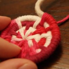 Woven Yarn Basket