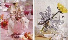 Mariposas al crochet - Liru labores textiles - Picasa Web Albums
