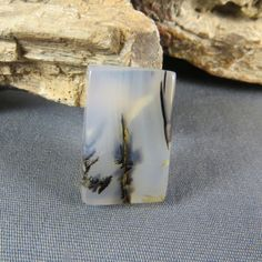 Montana Agate Cabochon for wire wrap bead or by @azbluerockers, $17.00