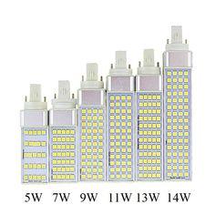 Ikeacasa, Lampada G23 G24 E27 5W 7W 9W 11W 13W 14W 85V-265V/AC Horizontal Plug lamp SMD5050 Bombillas LED Corn Bulb Spot light CE RoHS //Price: $7.32 & FREE Shipping //     #outfit #cute #stylish